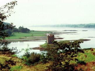 Castle Stalker, Appin (Schottland)