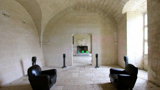 Chateau-d-Oiron_5593_Ausstellung-Klanginstallation