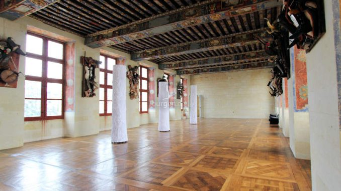 Chateau-d-Oiron_5613_Ausstellung