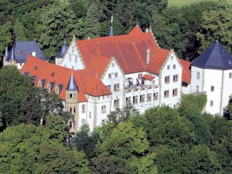 Götzenburg, Baden-Württemberg - Luftbild