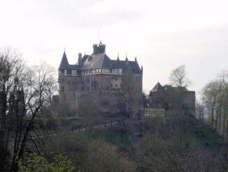 Schloss Berlepsch, Hessen - Panorama