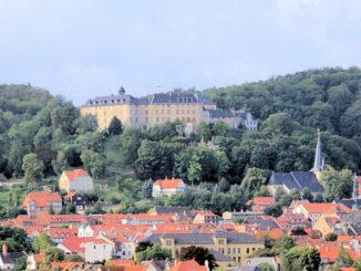 Schloss Blankenburg (Sachsen-Anhalt) - Nordansicht
