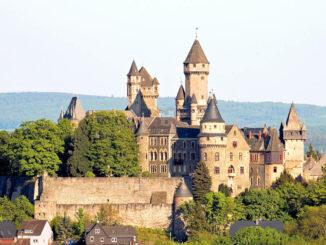 Schloss Braunfels - Panorama