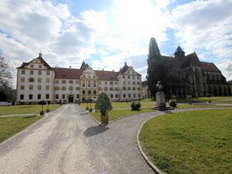 Schloss und Kloster Salem, Panorama