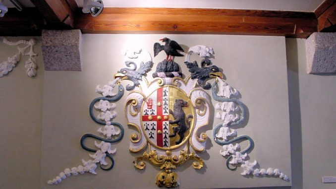 St-Michaels-Mount_0018_Wappen