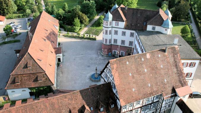 Schloss-Donzdorf_Luftbild
