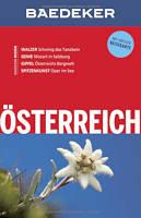 Buchcover Baedeker Österreich