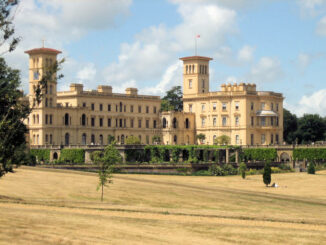 Osborne House, Isle of Wight (UK)