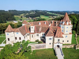 Schloss Kornberg, Steiermark (Österreich)