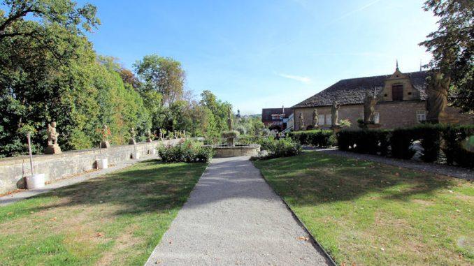 Schloss-Weikersheim_3461_Garten-Prinzessinenbau