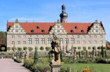 Der Schlossgarten Weikersheim muss geschlossen werden