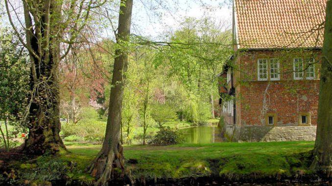 Burg-Dinklage_Wassergraben_0022