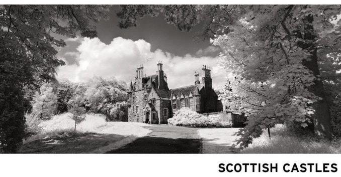 "Titelblatt Wandkalender ""Scottish Castles"" (c) Edition Panorama"