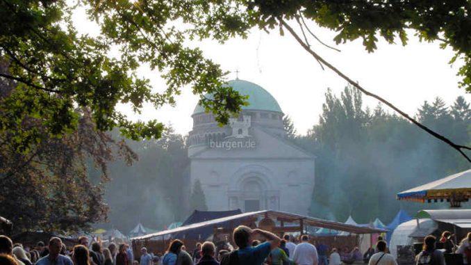 Schloss-Bueckeburg_Mittelalterspektakel-im-Park-002
