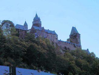 Burg Altena (Nordrhein-Westfalen) - Panoramablick