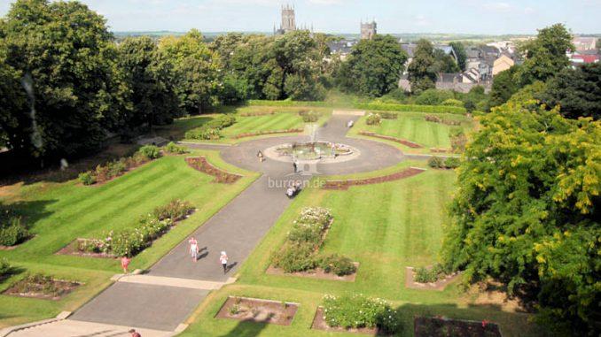 Kilkenny-Castle_9338_Gartenanlage