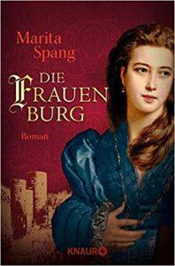 """Buchcover """"Die Frauenburg"""""""