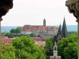 Quedlinburg (Sachsen-Anhalt) - Panorama