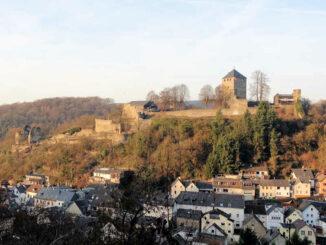 Burg und Schloss Sayn (Rheinland-Pfalz)