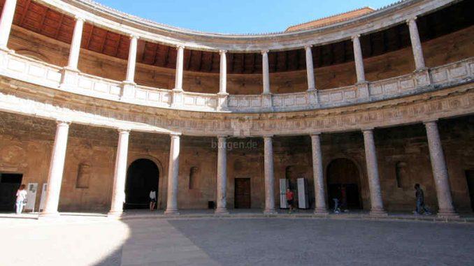 Alhambra_Palast-Karl-V_9687