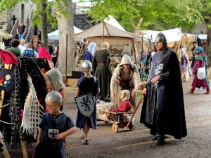 burgen.de Event: Mittelaltertage Gotland 2019