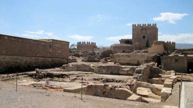 Alcazaba-de-Almeria_Ausgrabung_7620