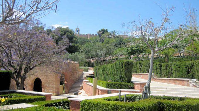 Alcazaba-de-Almeria_Gartenanlagen_7608