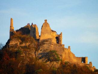 Burg Dürnstein in der Wachau - Gefängnis von Richard Löwenherz