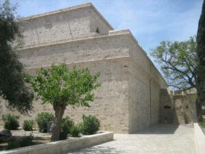 Lemesos Castle, Zypern - Hauptgebäude und Eingang