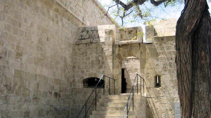 Lemesos-Castle_Eingang_8676