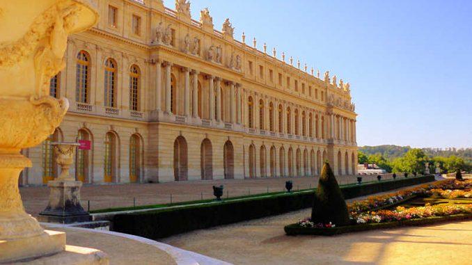 Schloss Versailles, Frankreich | burgen.de