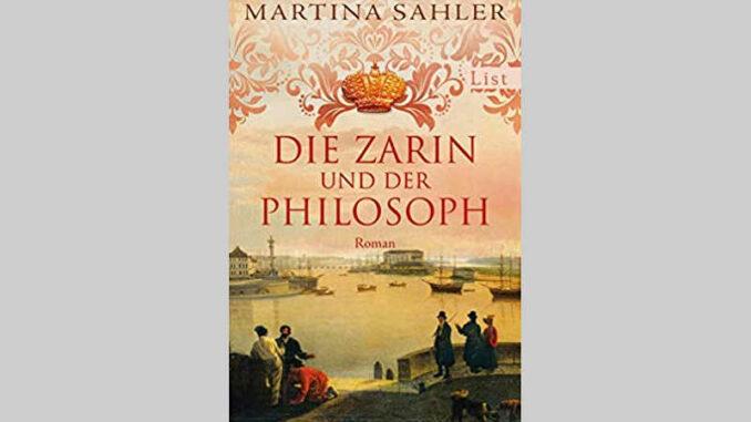 Buchtitel: Die Zarin und der Philosoph