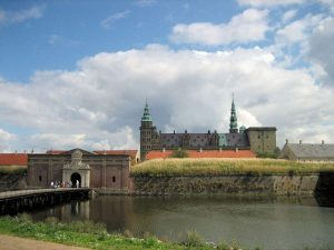 Schloss Kronburg, Dänemark - Panorama