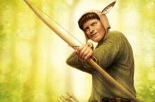 Familienausstellung Robin Hood