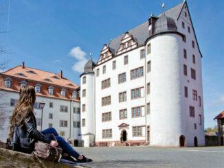 Schlossmuseum Heringen - Aussenansicht