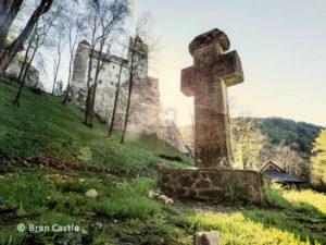 """Burg Bran / Bran Castle (Rumänien) - Heimstatt von Bram Stokers """"Dracula""""; Bild © Burg Bran"""