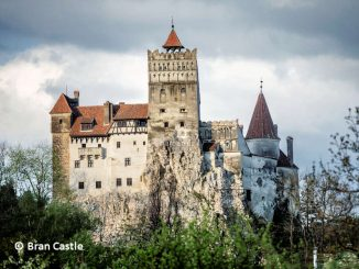 Bran Castle, Rumänien