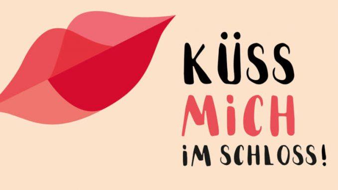 Banner SSG 800: Küss mich! Im Schloss