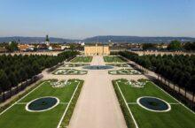 """Der Tag nach Sturm """"Sabine"""": Schlossgärten in Baden-Württemberg teilweise gesperrt"""