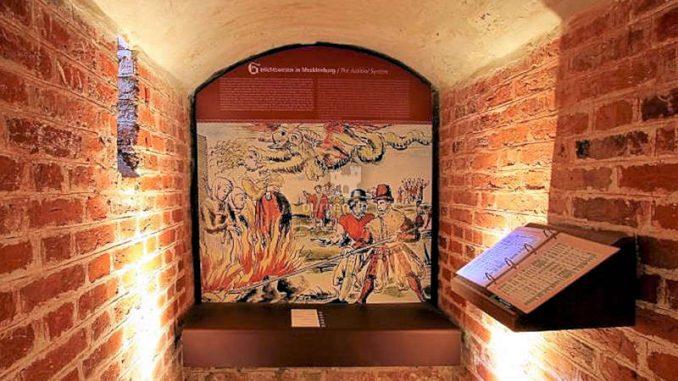 Burg-Neustadt-Glewe-Burgmuseum-Kerker-Foto-Ralf-Ottmann