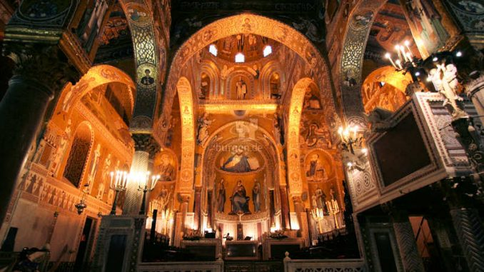 Palazzo-dei-Normanni-Palermo_Aussenansicht_Kathedrale_0151