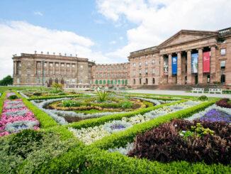 Schloss Wilhelmshöhe in Kassel (Hessen) - Bild © Museumslandschaft Hessen Kassel