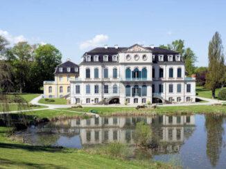Schloss Wilhelmsthal bei Kassel (Hessen) - Bild © Museumslandschaft Hessen Kassel