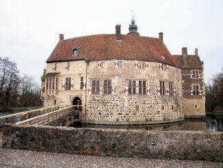 Burg Vischering, Eingang © Kreis Coesfeld