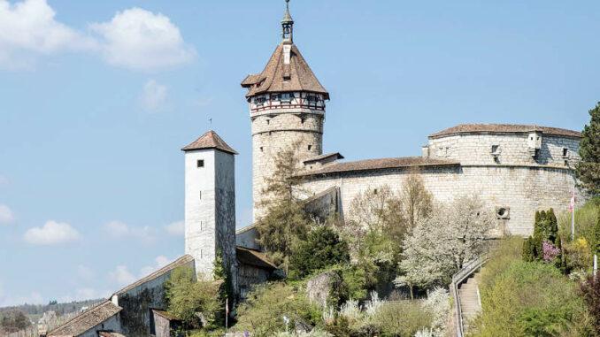 Festung-Munot-Schaffhausen_Fruehling-c-Bruno-Sternegg