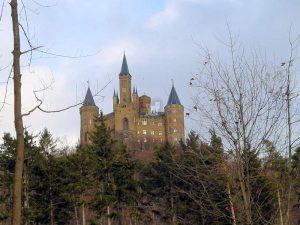 Schloss Hohenzollern, Baden-Württemberg