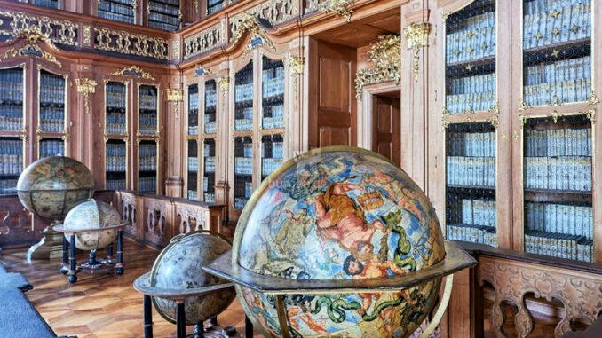 Erzbischofspalast-Kromeriz_Bibliothek