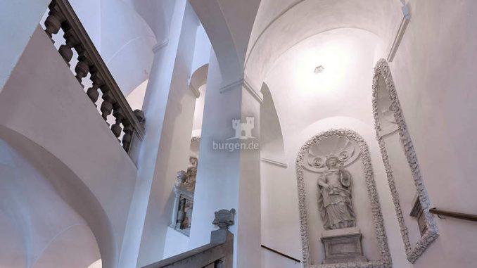 Erzbischofspalast-Kromeriz_Treppendetail