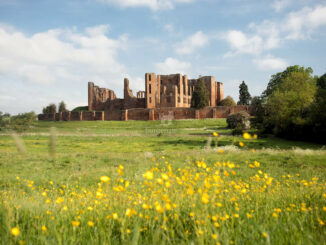 Panorama Kenilworth Castle © English Heritage