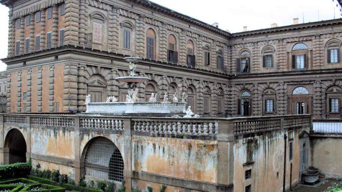 Palazzo-Pitti_Rueckseite